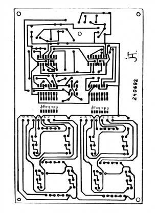 Fig 3. Esquema electrónico del circuito.