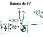 Figura 2. La bobina se opone al cambio del flujo, generando una I