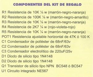 generador componentes