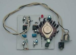 MONTAJE / Grabador de memorias NVM3060