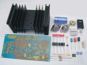 KITS / Fuente de alimentación estabilizada 2-30 volt / 5A