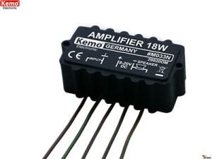 MODULOS / Amplificador universal  18 W