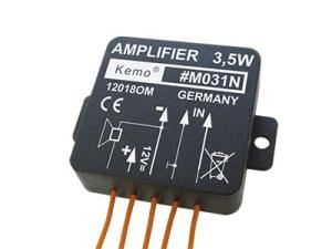 MODULOS / Amplificador 3,5 W Universal