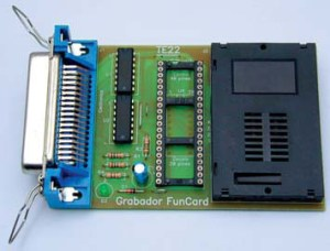 Grabador Funcard TE22