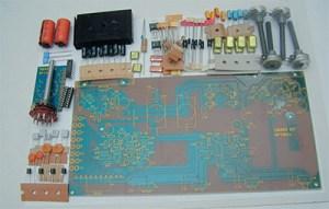 Amplificador Estéreo Integrado