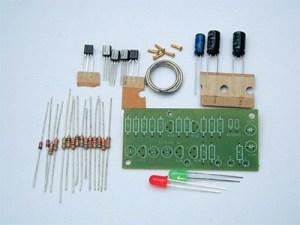 Comprobador de Transistores en Circuito