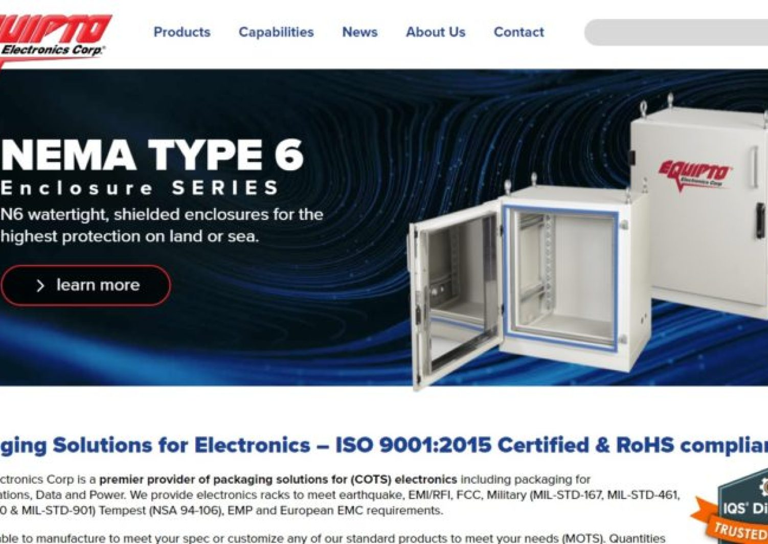 More Electronic Enclosure Manufacturer Listings