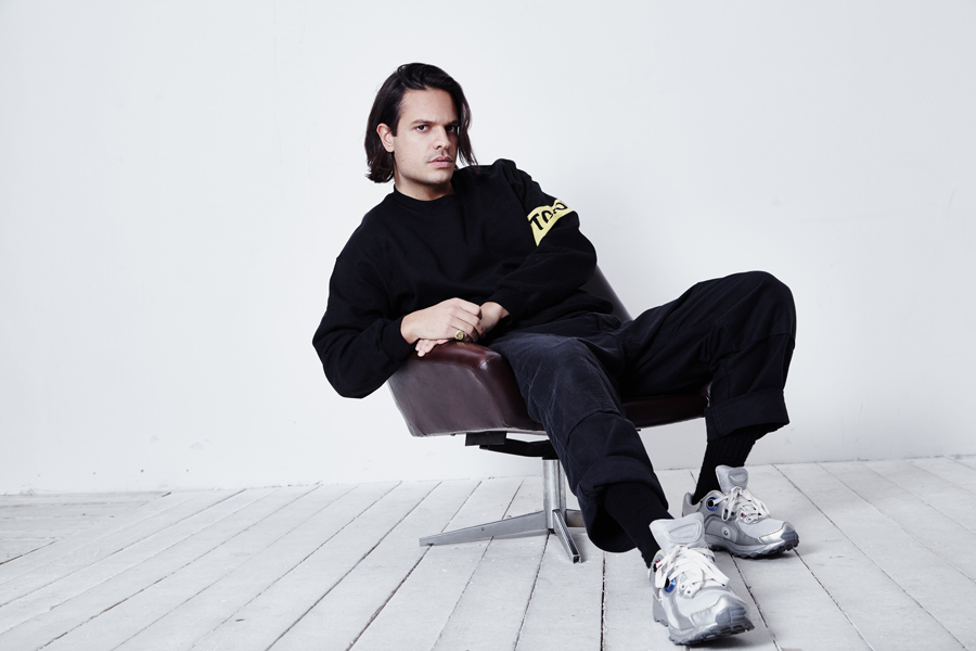 Argy Shares His Top 5 From These Days Records
