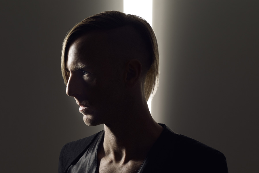 Watch Richie Hawtin Playing His Model 1 Mixer