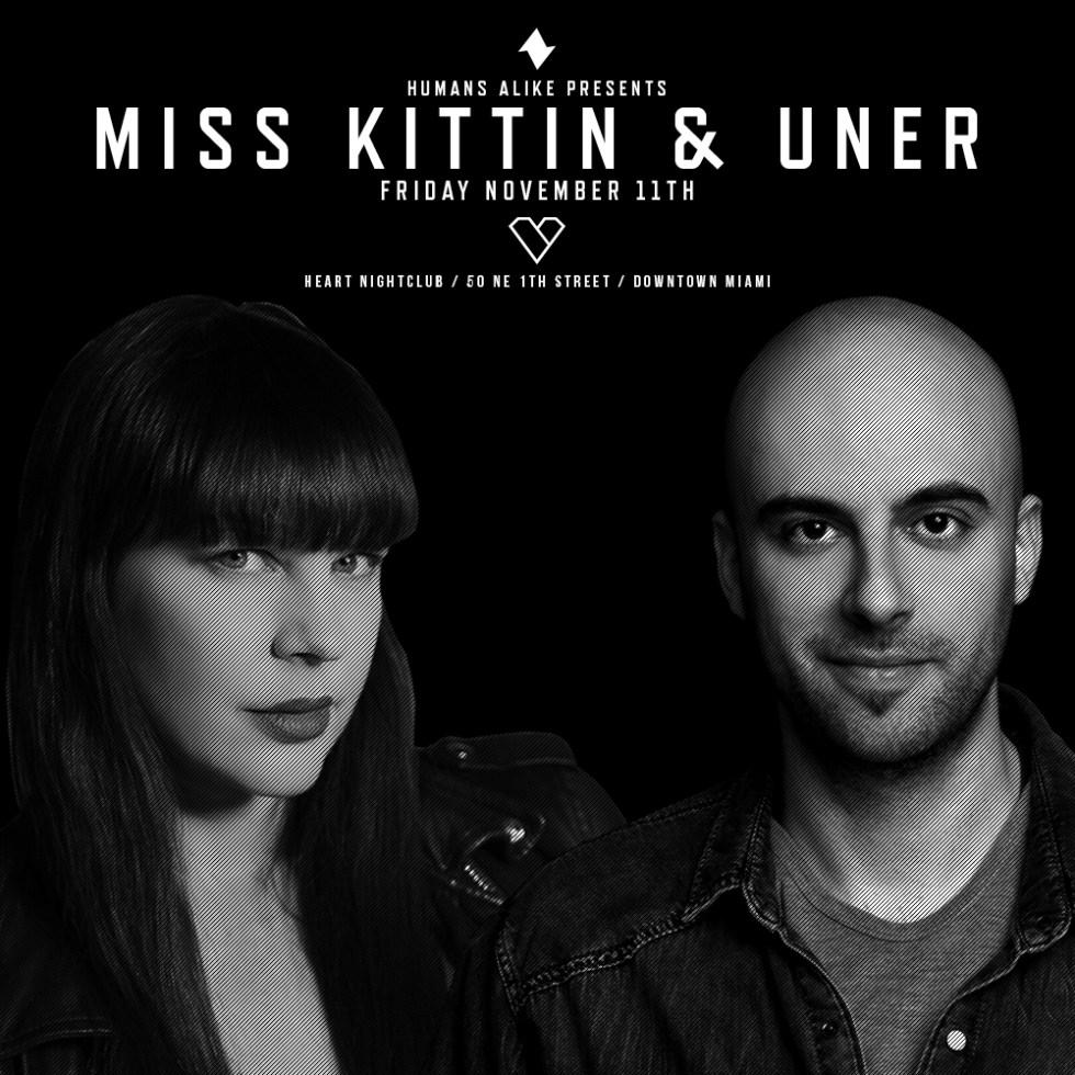 Uner & Miss Kittin