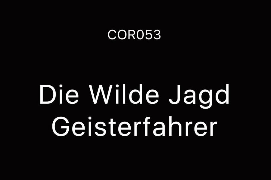 Die Wilde Jagd – Geisterfahrer (Correspondant)