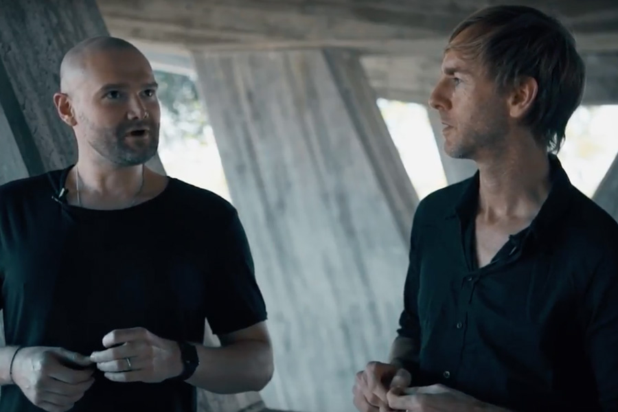 Watch Gaiser Talking With Hawtin About His New Album 'III'