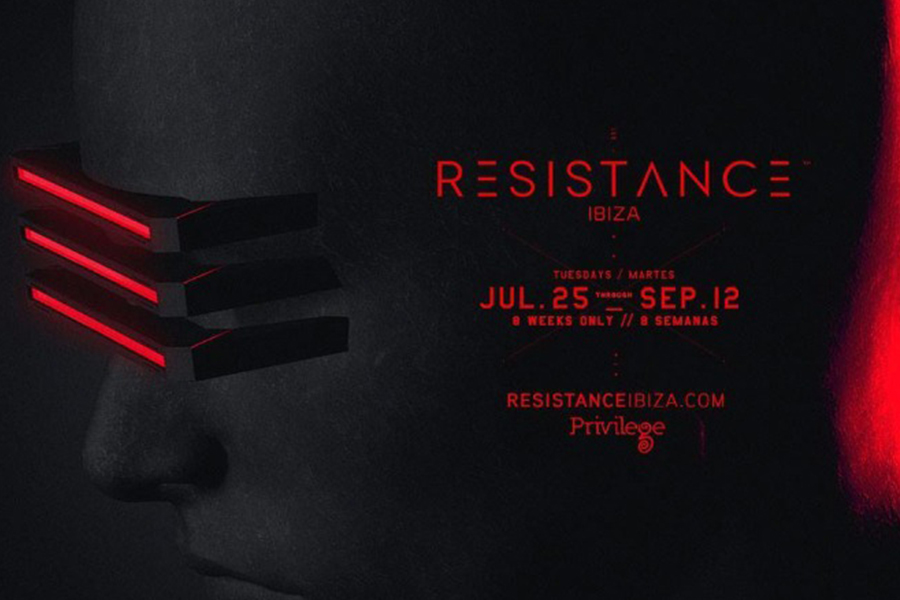 Resistance Ibiza Completes Its Lineup