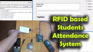 Students attendance