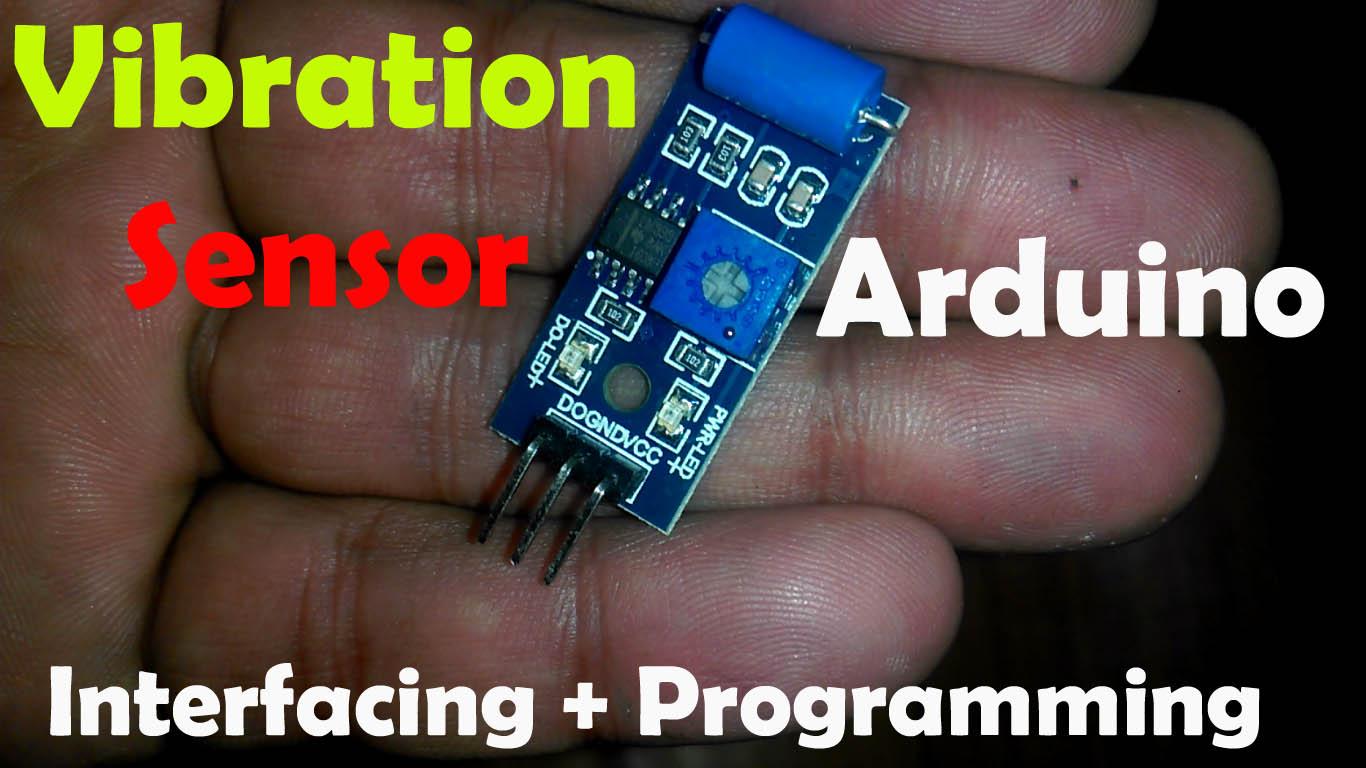 Vibration sensor, Vibration measurement, vibration detector