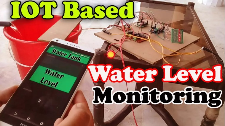 iot water level