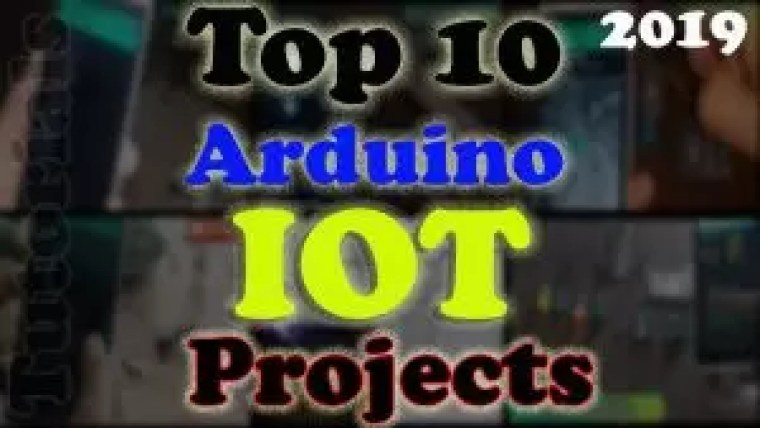 Arduino iot projects