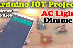 iot light dimmer