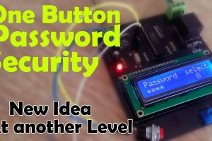 Password security system
