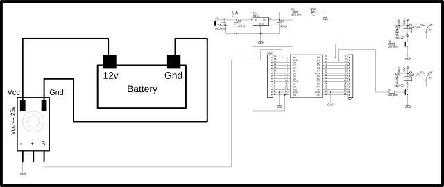 iot battery monitor