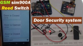 wireless home security