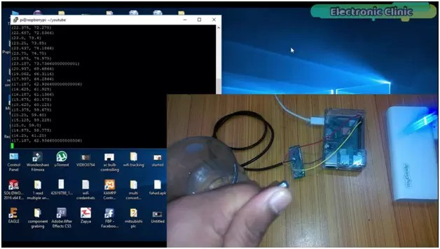 Raspberry Pi DS18B20