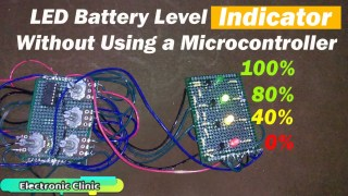 Battery Voltage Monitor