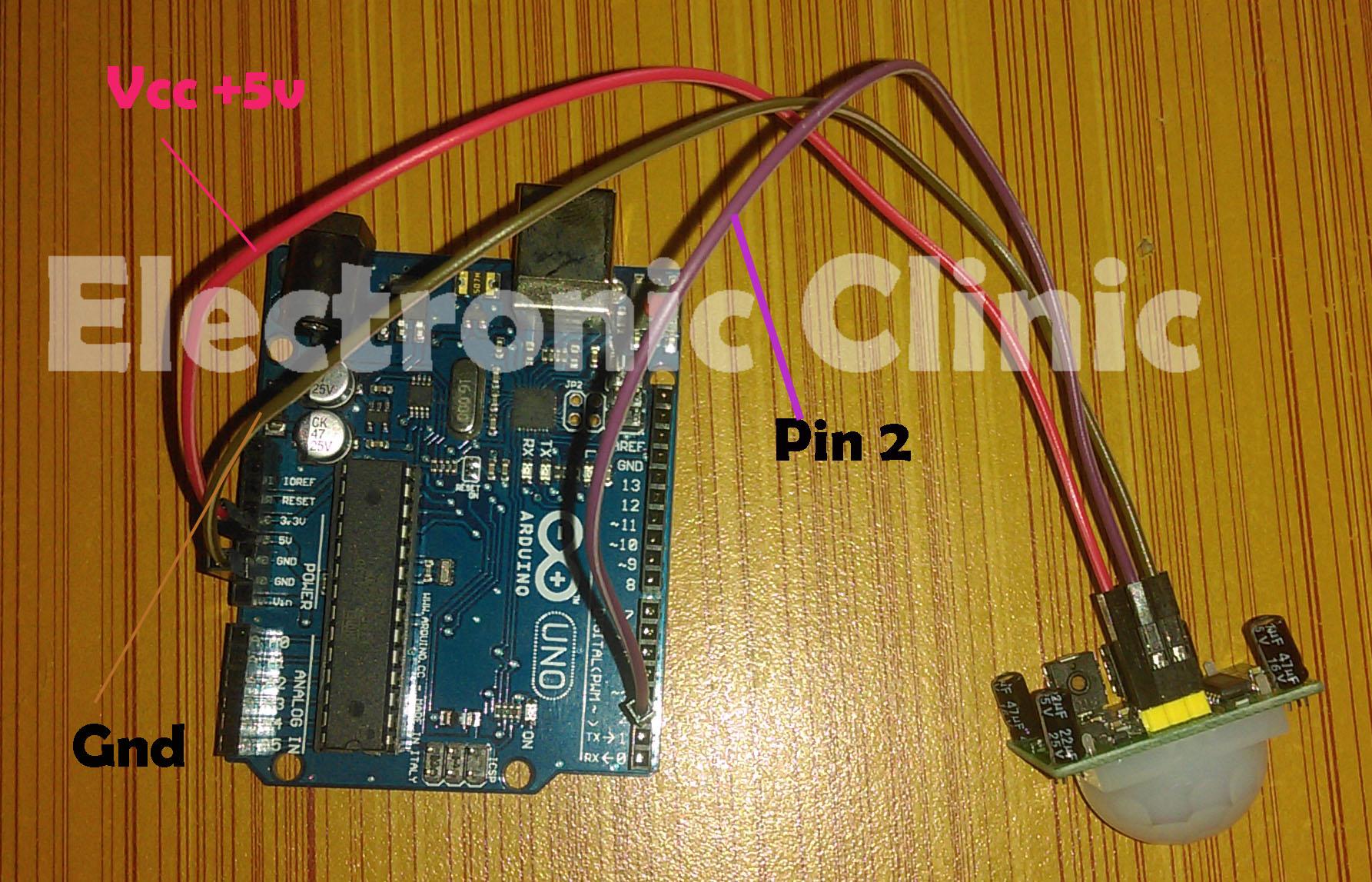 Arduino PIR Sensor Code, Sensitivity, Datasheet, and Range