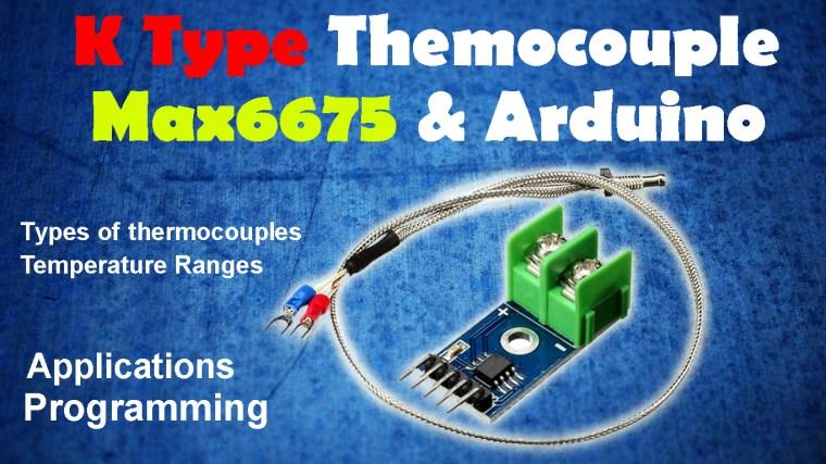 K Type Thermocouple