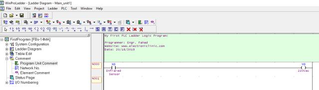 Ladder Logic Programming Software