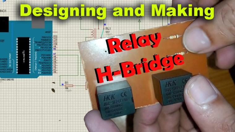 Relay H Bridge