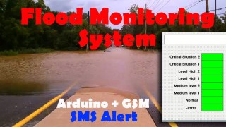 Flood Monitoring System