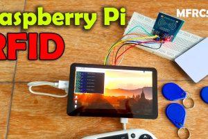 Raspberry Pi RFID