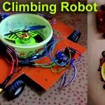 Wall Climbing Robot