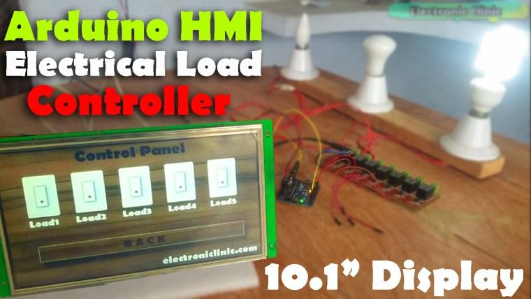 Arduino HMI TFT LCD