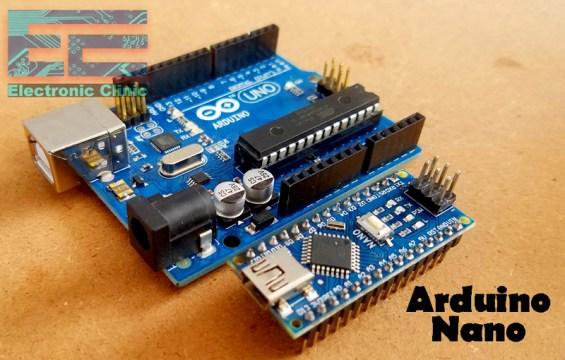 Arduino Nano i2c LCD