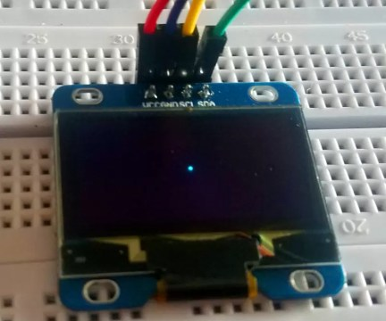 Arduino Oled i2c Display