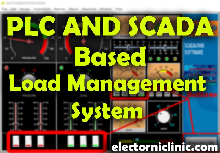 PLC and SCADA