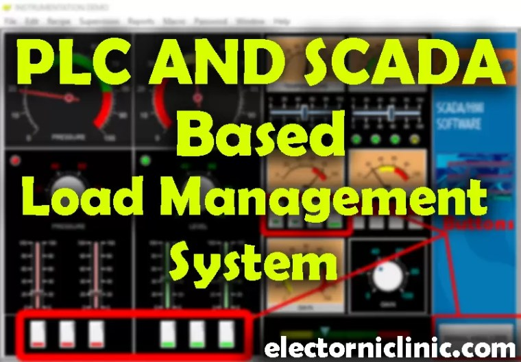 PLC and SCADA