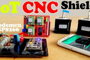 IoT CNC shield