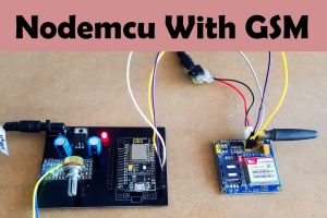 Nodemcu with GSM