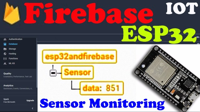 ESP32 Firebase
