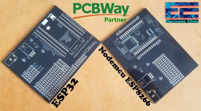 ESP8266 and ESP32