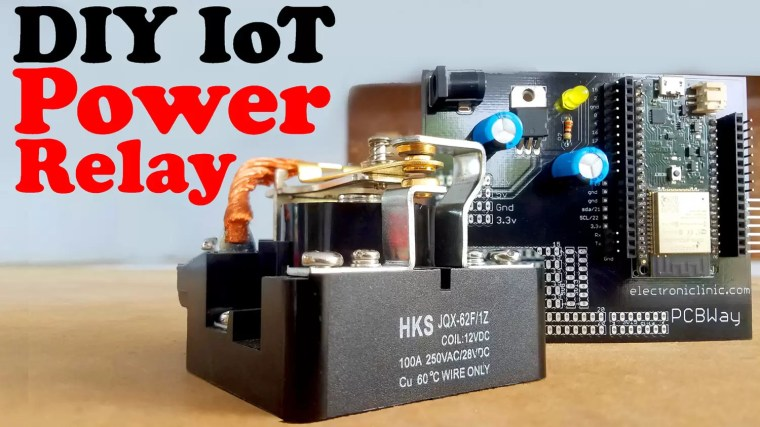 IoT Power relay