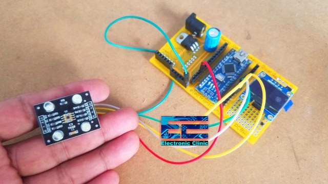 TCS230 Color Sensor