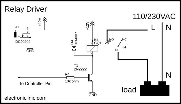 Types of relays