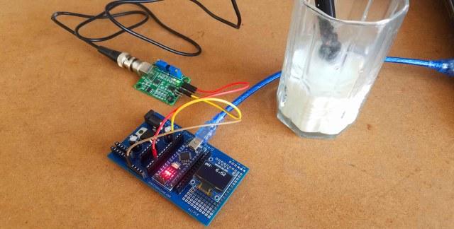 pH meter Arduino