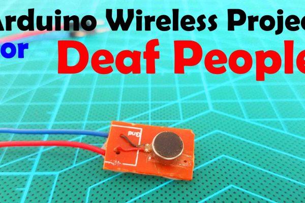 Deaf people Arduino