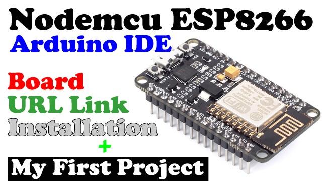 Arduino Nodemcu ESP8266