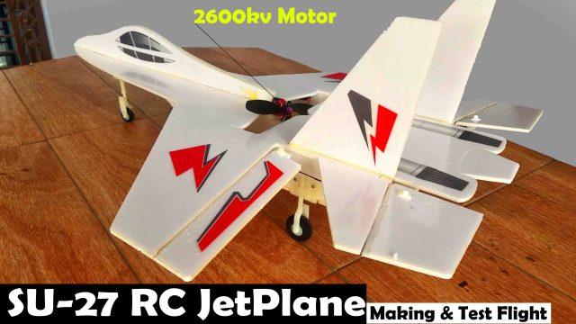 Diy RC Plane